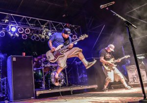 Slightly Stoopid Rocks The Riverfront