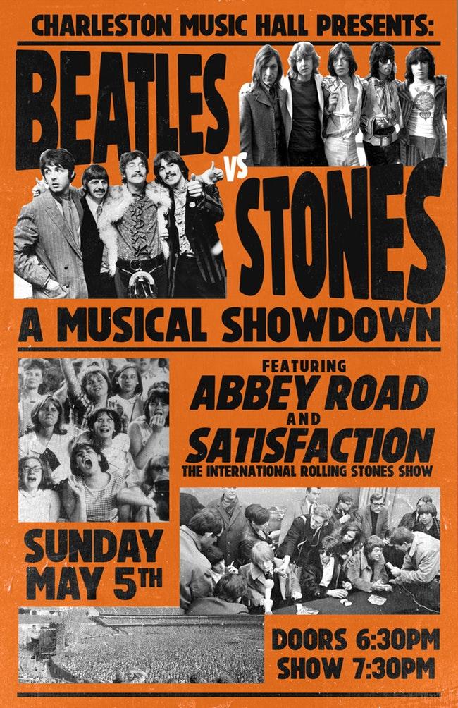 Beatles vs  Stones – A Musical Showdown